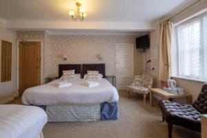 Newport Quay Hotel Room 10 Superior Triple Room