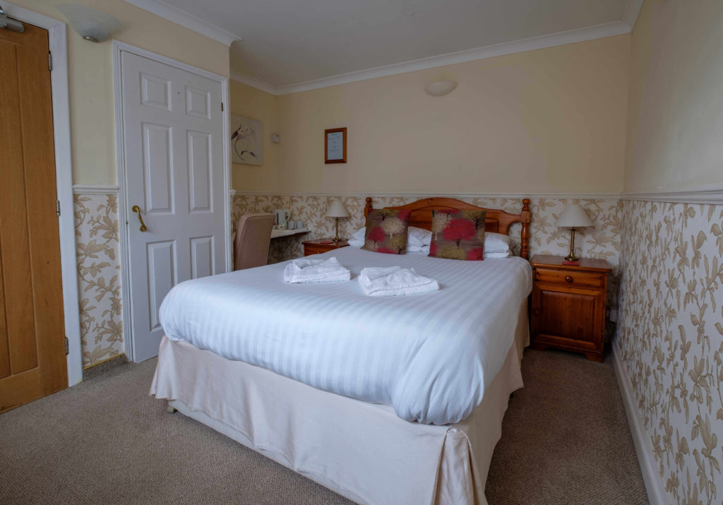Newport Quay Hotel Room 11 Superior Double Room King Bed