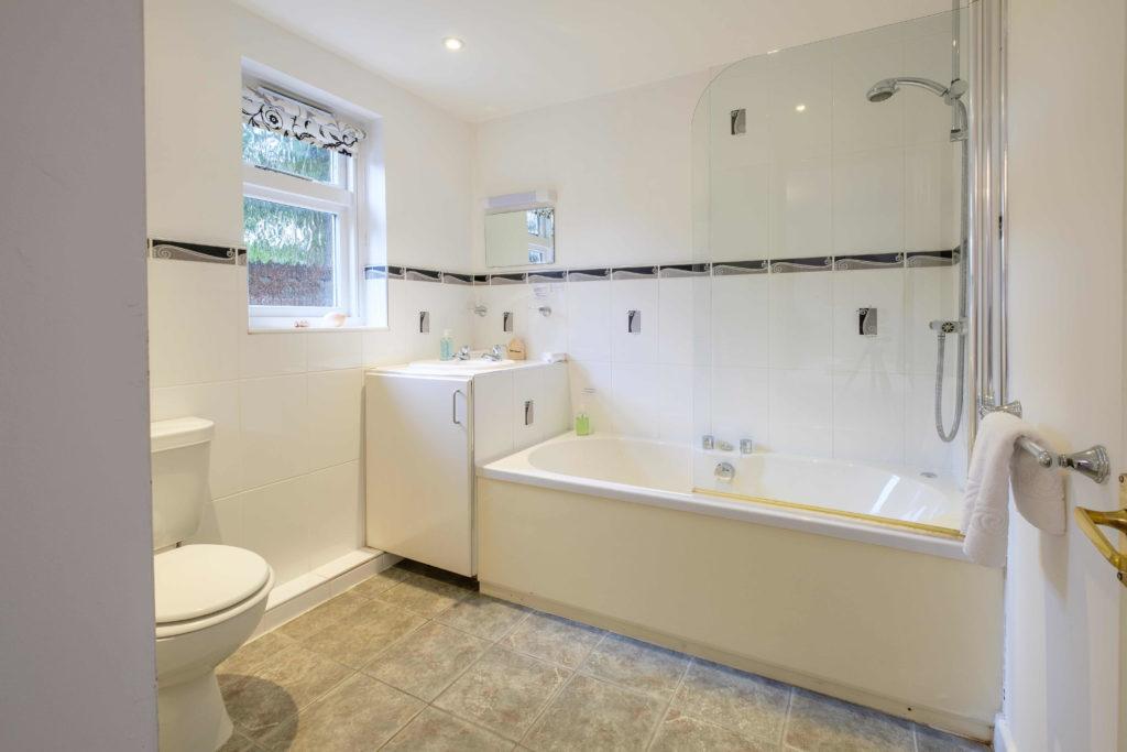 Newport Quay Hotel Room 12 Bathroom