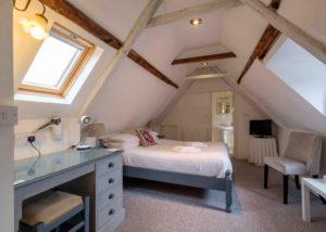 Newport Quay Hotel Room 2, Triple Room Attic_2