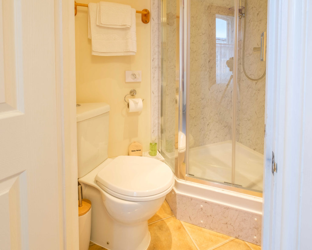 Newport Quay Hotel Room 4 Bathroom