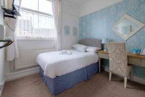 Newport Quay Hotel Room 8 Single Room Small Double Bed