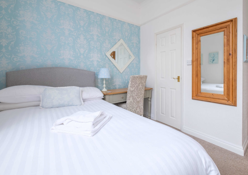 Newport Quay Hotel Room 8 Single Room Small Double Bed_2