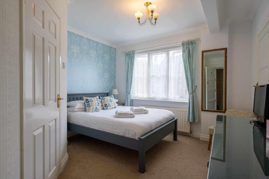 Newport Quay Hotel Room 9 Double Room Standard DoubleBed